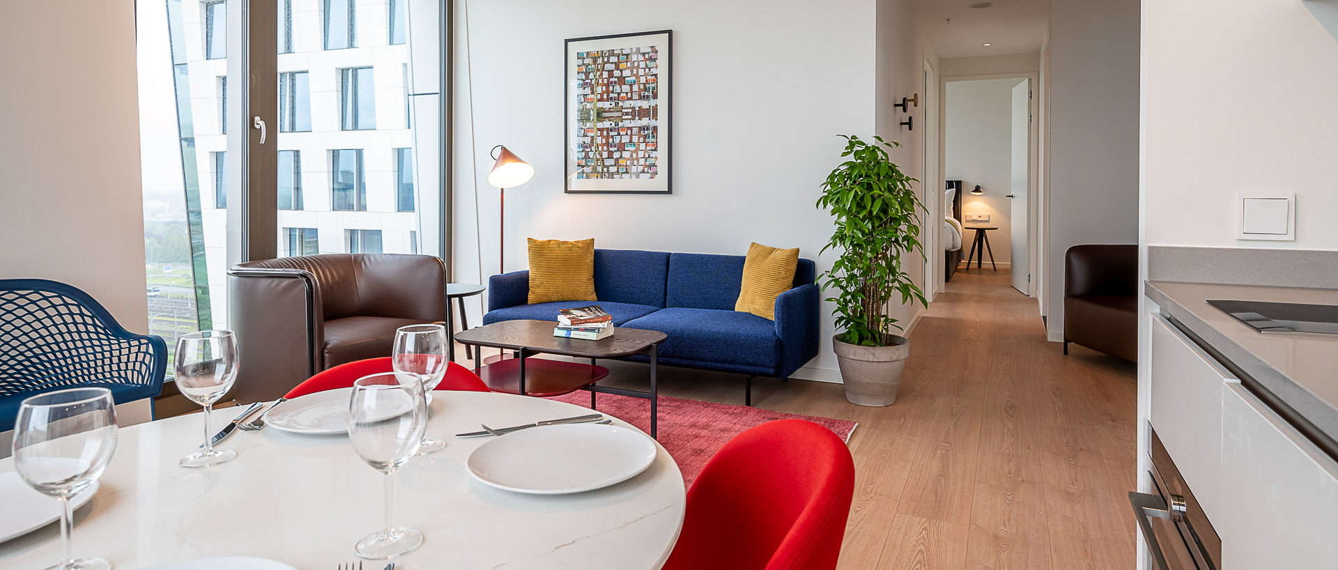 PREMIER SUITES PLUS Amsterdam Two Bed Apartment